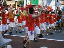 第32回浅草サンバカーニバルパレードコンテスト 当日の様子