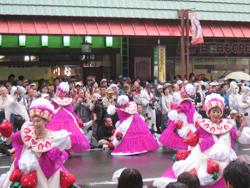 第34回浅草サンバカーニバルパレードコンテスト 当日の様子