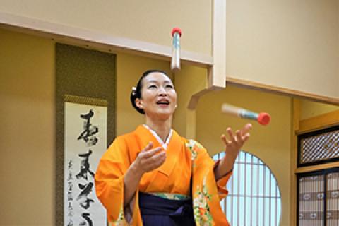 江戸太神楽とは