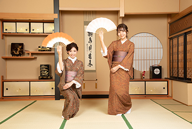 日本舞踊体験