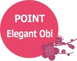 POINT: Elegant Obi